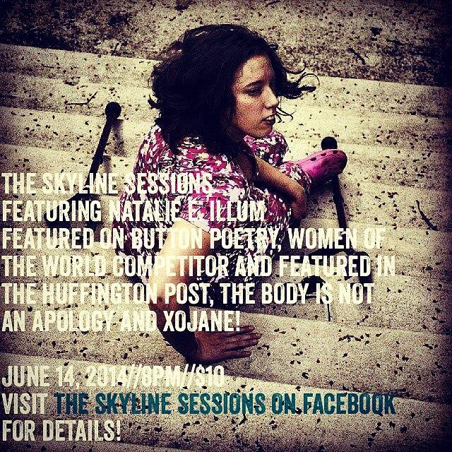 I'M PERFORMING IN NJ AT THE SKYLINE SESSIONS ON JUNE 14, 2014